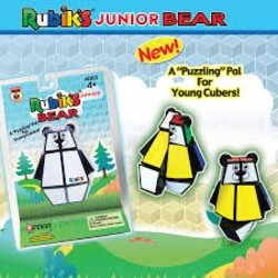 Rubik's Cube Junior Bear