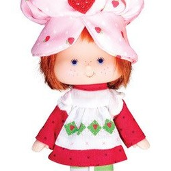 "6"" Retro Strawberry Shortcake Doll Assortment"