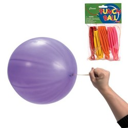 Punch Balloons 4 Pack