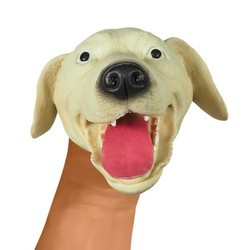 Dog Hand Puppet Assortment
