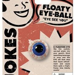 Floaty Eye Ball