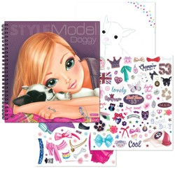 Style Model Doggy Activity Book
