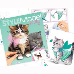 Style Model Kitty Activity Book