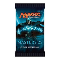 Magic the Gathering - Masters 25 Booster - Single