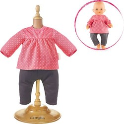 "14"" Blouse & Denim Raspberry -  For 14"" Dolls"