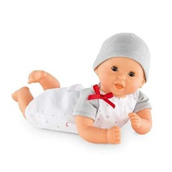 "Mon Premier Bebe Calin Bisou - 12"" Doll"