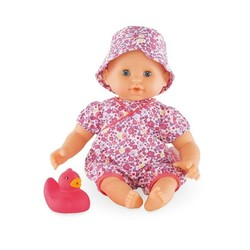 "Mon Premier Bebe Bath Floral Bloom - 12"" Doll"