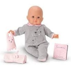 "Mon Bebe Classique Dodo - 14"" Doll"