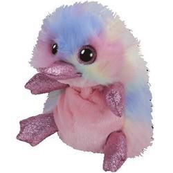 "Beanie Babies - Petunia Pastel Platypus - Medium 13"""