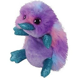 Beanie Boos - Zappy Purple Platypus - Medium 13""