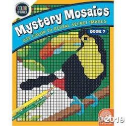 Mystery Mosaics - Book 7