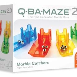 Q-BA-MAZE - Marble Catchers