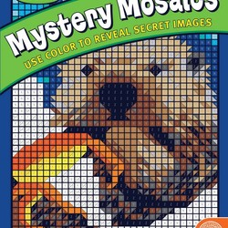Mystery Mosaics - Book 5