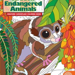 Creature Camouflage - Endangered Animals