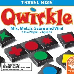 Qwirkle Travel Edition