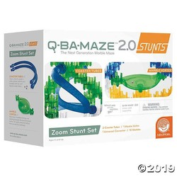 Q-BA-MAZE - Zoom Stunt Set