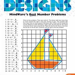 Math Mosaics - Division Designs