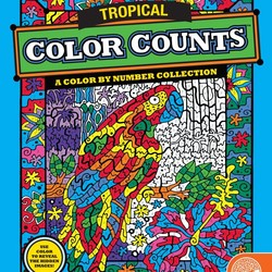 Color Counts - Tropical