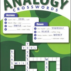 Analogy Crosswords - Level A
