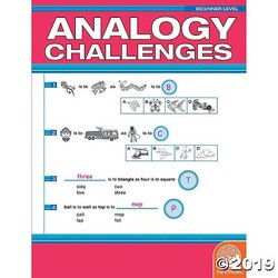Analogy Challenges - Beginner Levels