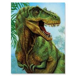 Green T-Rex Enclosure