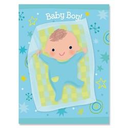 Baby Boy Gift Enclosure