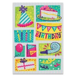 Birthday Cards - Pattern Foil Card