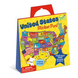 Reusable Sticker Totes - United States