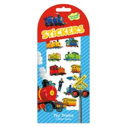 Sticker Packs - Toy Trains