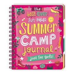 Summer Camp Journal Just for Girls