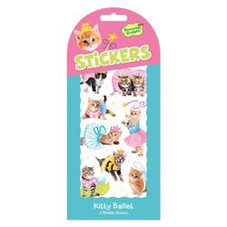 Sticker Packs - Kitty Ballet
