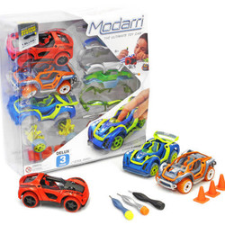 Delux 3 Pack Cars