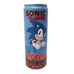 Sonic-Speed Energy Drink - 12 oz.