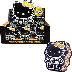 Hello Kitty Skelly Bones Candy Tin