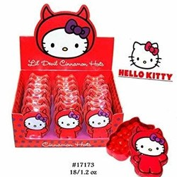 Hello Kitty - Lil' Devil Cinnamon Hots Tin