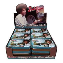 Bob Ross Happy Little Tree Mints