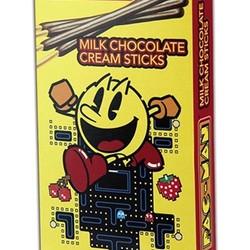 PAC-MAN Chocolate Sticks