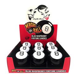 Magic 8 Ball Fortune Candy Tin