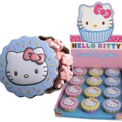 Hello Kitty Cupcake Sweets