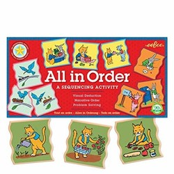 All In Order All Learner Level Game