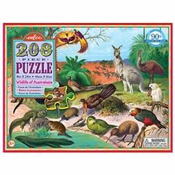 Wildlife of Australasia 208pc Puzzle