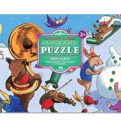 Snow Party 36pc Long Puzzle