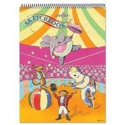 Circus Sketchbook