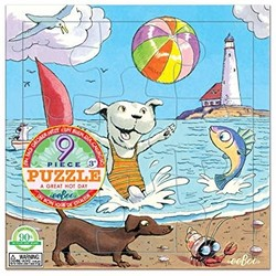 A Great Hot Day 9pc Puzzle