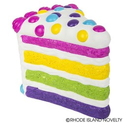 "12.2"" Jumbo Squishy - Birthday Cake"