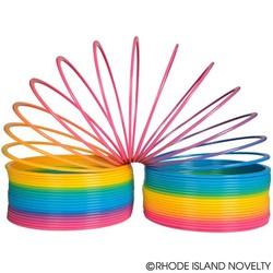 "9.4"" 235mm Jumbo Rainbow Coil Spring"