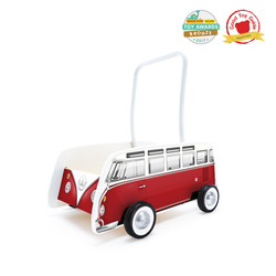 Classical Bus T1 Walker, Red