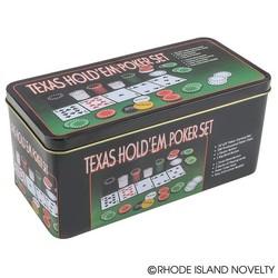 Texas Hold Em Poker Set