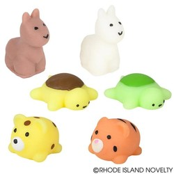 "1.5"" Mochi Squishy Animals Series 2 Assorted Styles"