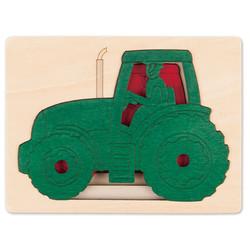 Five Tractors
